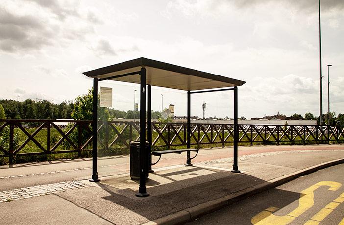 Avtobusna nadstrešnica