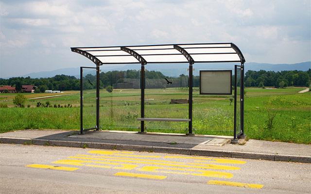 Avtobusno postajališče